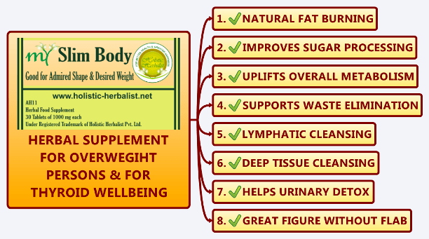 Fat Burning Ayurvedic Herbal Supplement