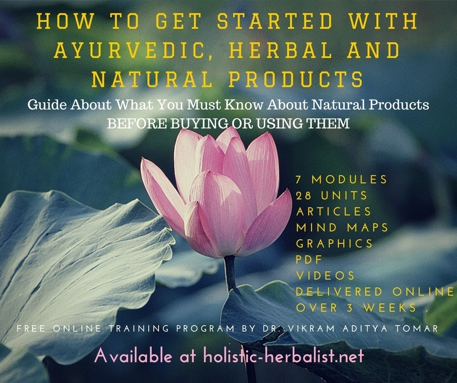 How to Get Started with Ayurvedic Herbal Supplements